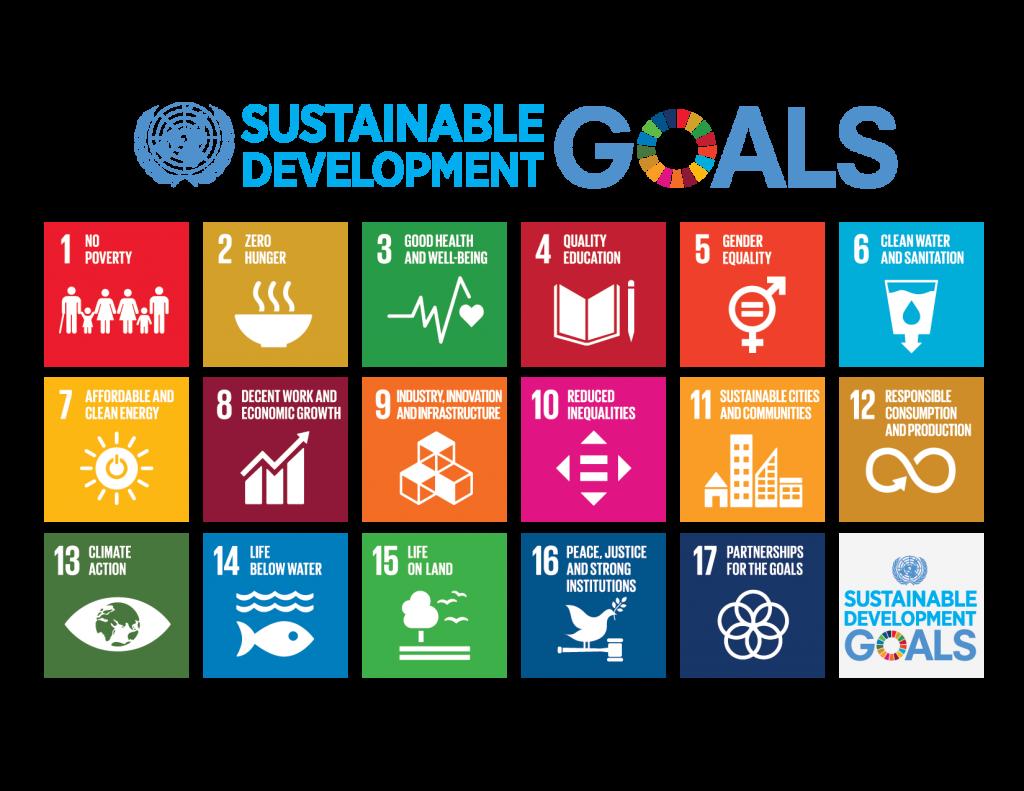 UN 2015 Sustainable Development Goals